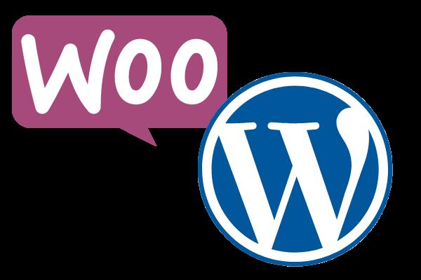 woocommerce wordpress loghi